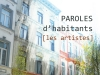 Paroles d'habitants [artistes]